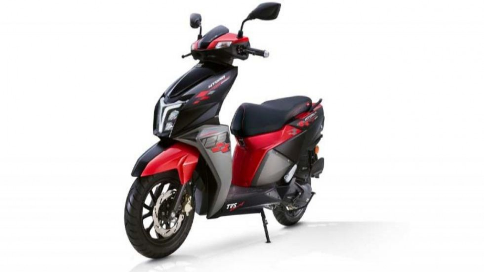 TVS NTorq 125 Race Edition Launched In Sri Lanka