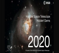 ESA Releases Calendar Featuring 'Hidden Gems' Images To Mark 30th Anniversary Of Hubble Telescope