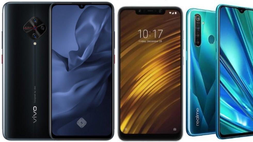 Vivo S1 Pro Vs Poco F1 Vs Realme 5 Pro: Which Smartphone Is Better?