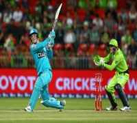 Five Sixes In A Row - Tom Banton Decimates Sydney Thunder With 2nd-Fastest BBL Fifty