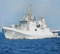 Indian Navy Deploys Warships In Gulf Region Amid US-Iran Tensions