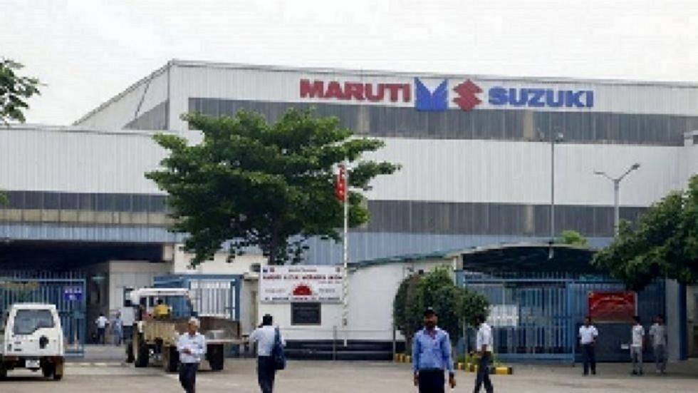 Maruti Suzuki Production Up By Nearly 8 Per Cent In December