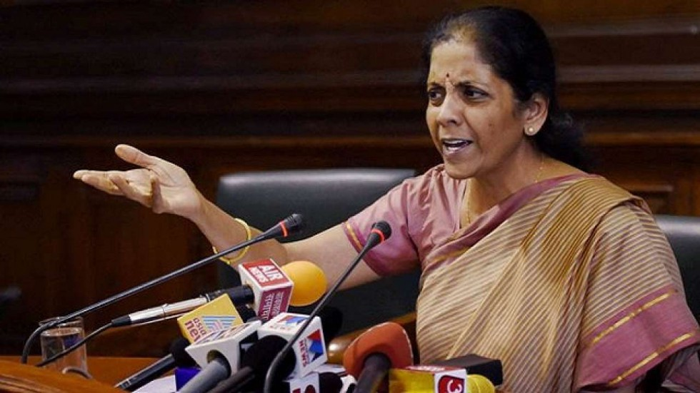 Union Finance Minister Nirmala Sitharaman was not present at a meeting chaired by PM Modi