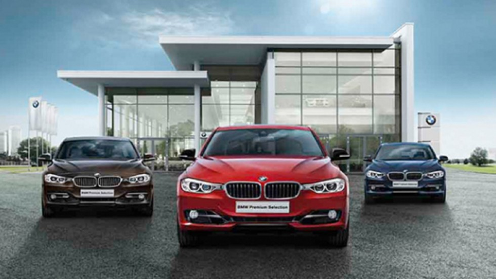 BMW Financial Services India played an instrumental role in facilitating sales performance under challenging market conditions.