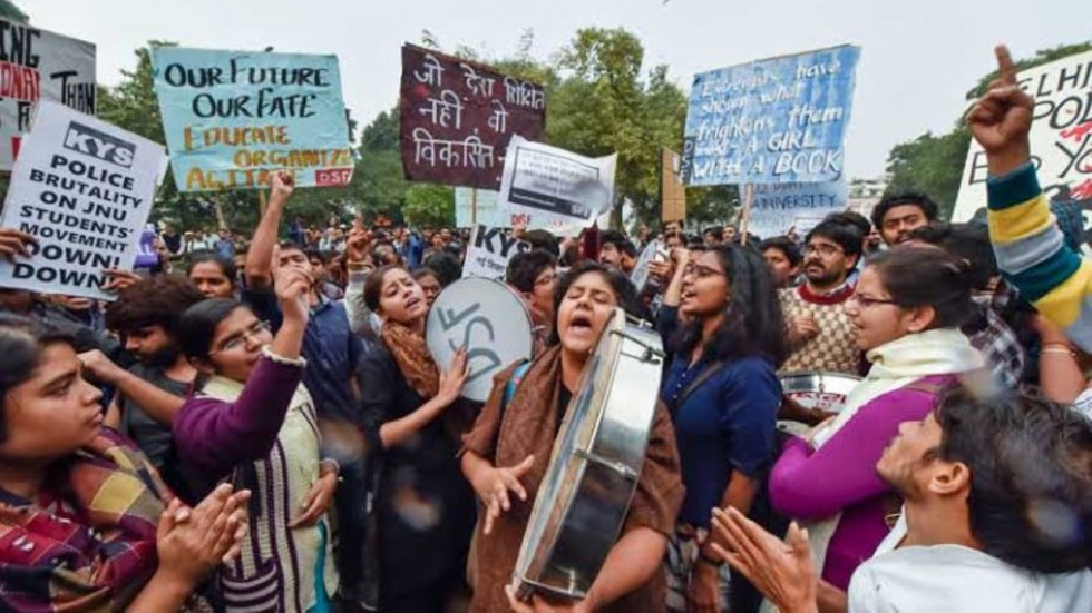 Amid outrage by students over a proposed fee hike, the HRD Ministry had intervened last month and formed a three-member committee to resolve the stand-off.