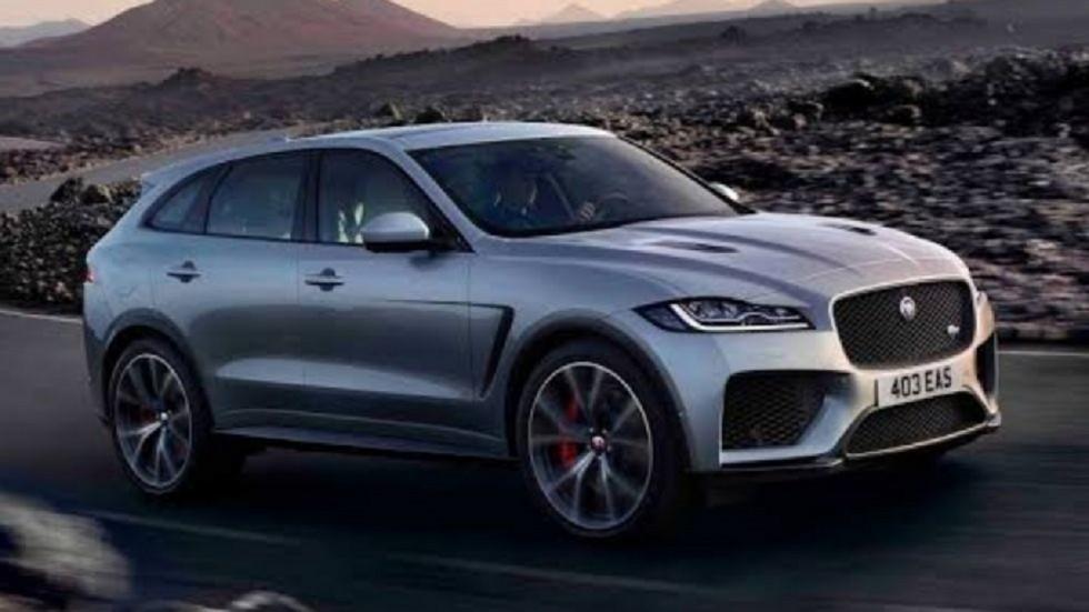 Jaguar Land Rover Global Sales Dip 5.9 Per Cent Last Year