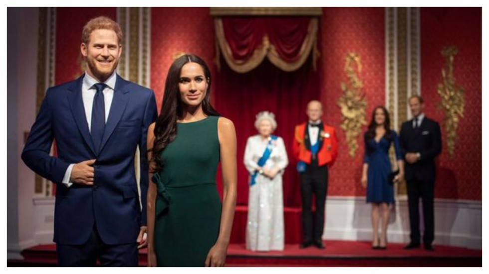 Prince Harry-Meghan Markle's Waxwork Removed