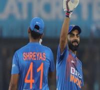 Virat Kohli Enters Elite List Of Captains After Pune Knock Against Sri Lanka