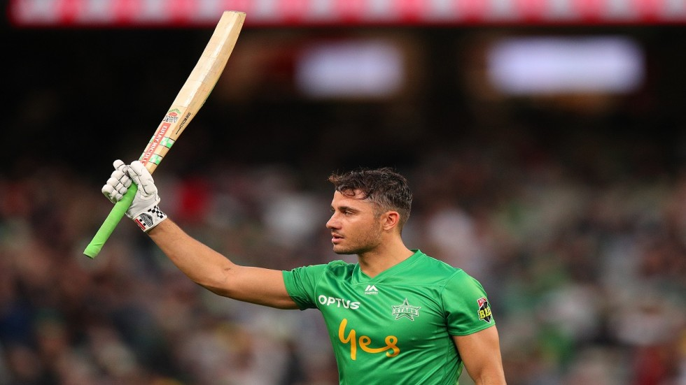 Marcus Stoinis broke the previous record set by Alex Carey two years ago for the highest individual score in the Big Bash League.