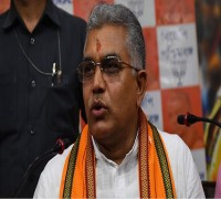 People Damaging Public Property Will Be Shot Like In UP: BJP Leader Dilip Ghosh