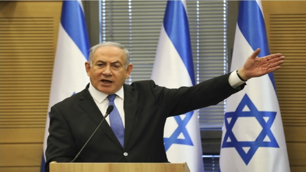 Israel PM Benjamin Netanyahu was charged in November with fraud, breach of trust and accepting bribes