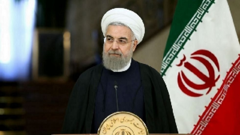 'Regretting' the crash, Iranian President Hassan Rouhani had offered 'condolences' to the families of the victims.