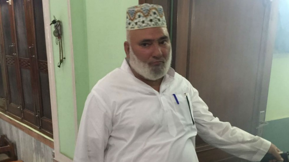 Haji Israq Khan was elected from the Seelampur seat in 2015