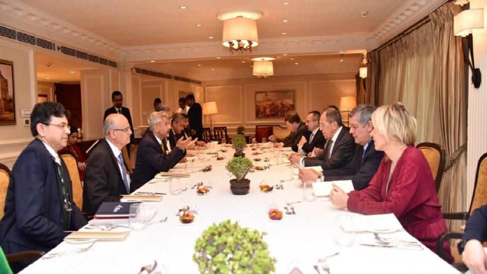 Raisina Dialogue: Russia Reiterates Support For India's Permanent Membership In UNSC
