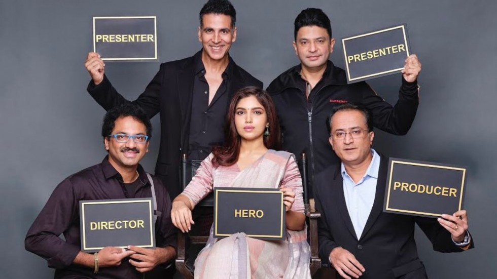 Bhumi Pednekar is set to headline horror film Durgavati.