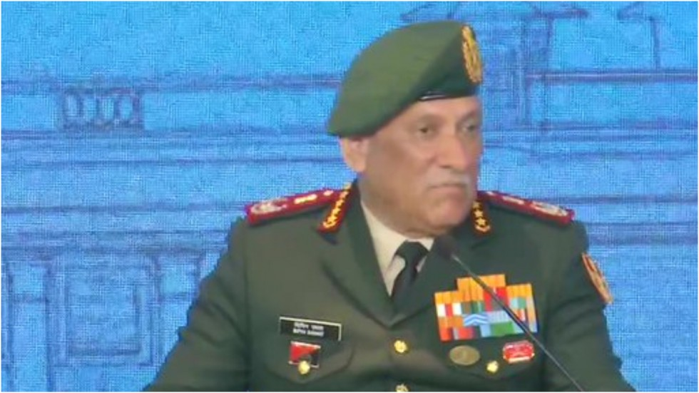 Terrorism is here to stay so long as there are going to be states that are going to sponsor terrorism, CDS Bipin Rawat said.