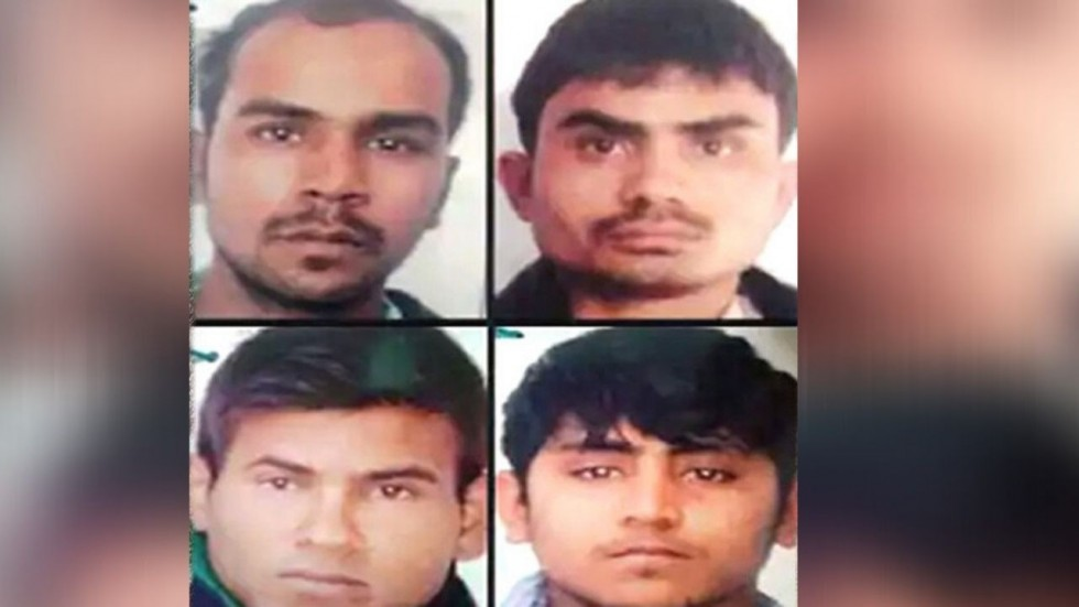 The four convicts - Mukesh (32), Vinay (26), Akshay (31) and Pawan (25) - were to be hanged on January 22