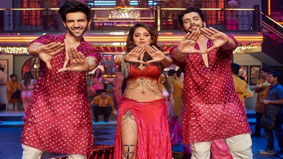 Kartik, Nishrat and Sunny from Sony Ke Titu Ki Sweety
