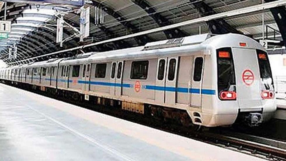 The incident happened on platform number 1 around 10 am.