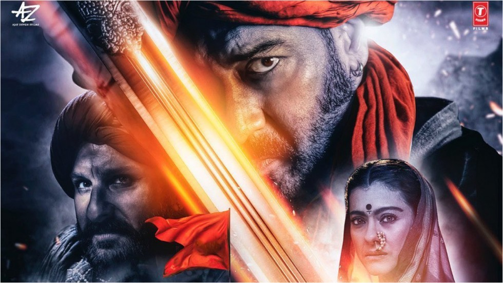 Set in the 17th centuary, the biographical film is based on the life of Tanaji Malusare, a military leader in the army of Maratha ruler Chhatrapati Shivaji Maharaj.
