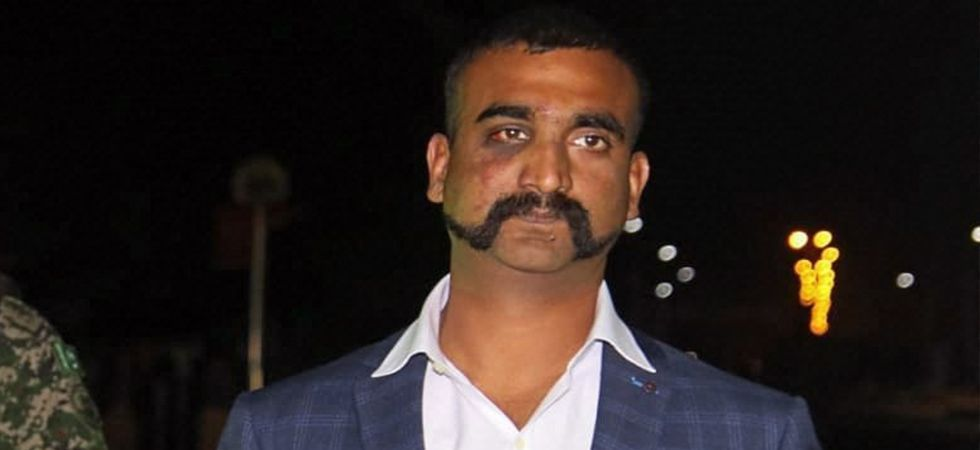 Abhinandan Varthaman was captured by the Pakistani Army on February 27 after his MiG-21 Bison jet was shot down in a dogfight with Pakistani jets during aerial combat. (File Photo: PTI)