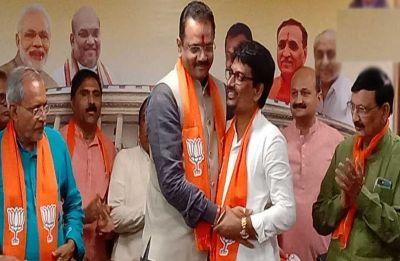 Alpesh Thakor, former Congress leader who took mushroom jibe at Modi, joins BJP