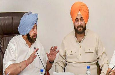 Punjab Chief Minister Amarinder Singh accepts Navjot Singh Sidhu's resignation