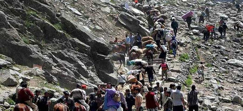 Amarnath yatra to remain suspended till August 4: Shrine board