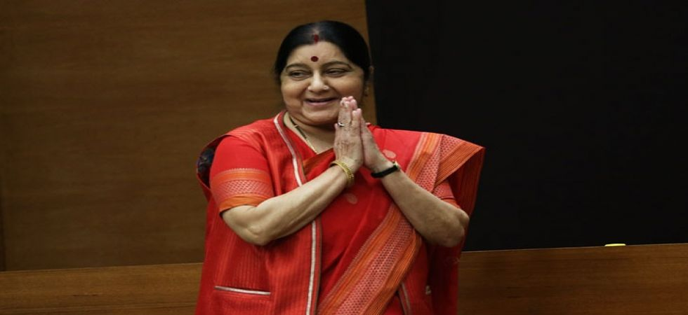 Former Union Minister Sushma Swaraj (File Photo)