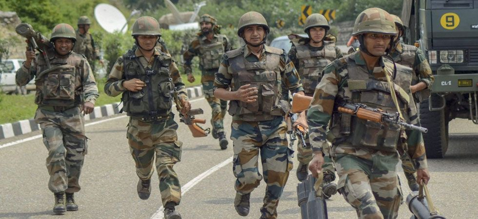 Jammu and Kashmir has been on the edge for the past few days. (File Photo :PTI)