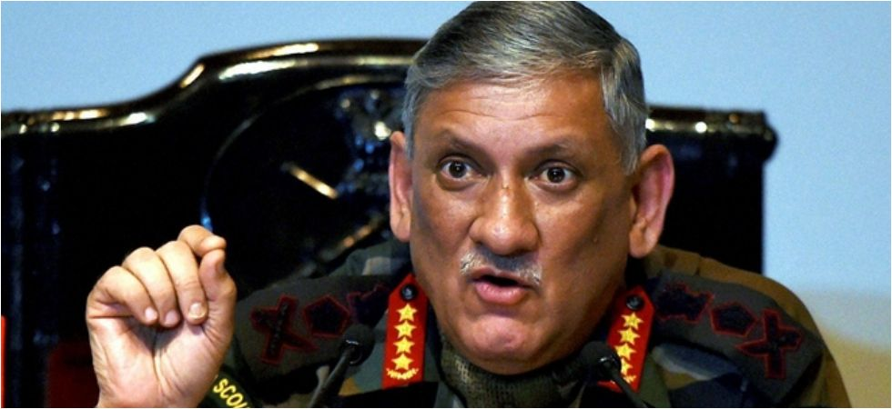 "Indian Army chief Bipin Rawat also added that, ""Our intelligence agencies had given ample proof of what had happened in Pulwama and that is all I would like to say."""