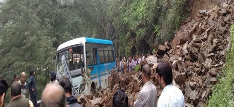 Rescue operations are underway in both the incidents. (File Photo: ANI)