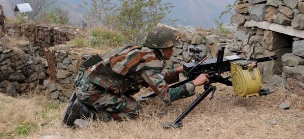 Pakistan violates ceasefire in Rajouri's Sunderbani sector