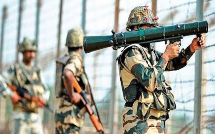 Pakistan post damaged in retaliatory firing after one Indian soldier killed in Rajouri