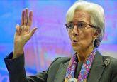 Christine Lagarde resigns as head of IMF following ECB nomination
