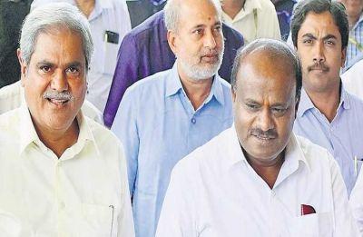 Karnataka floor test LIVE | I am an accidental chief minister, not greedy to remain in power, says Kumaraswamy