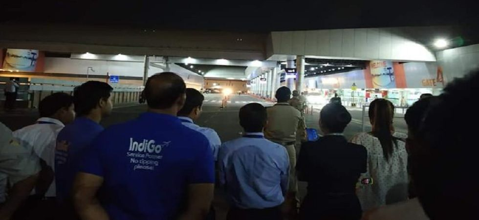 Delhi: Bomb scare at Delhi Airport's Terminal 2, police carry out search operation