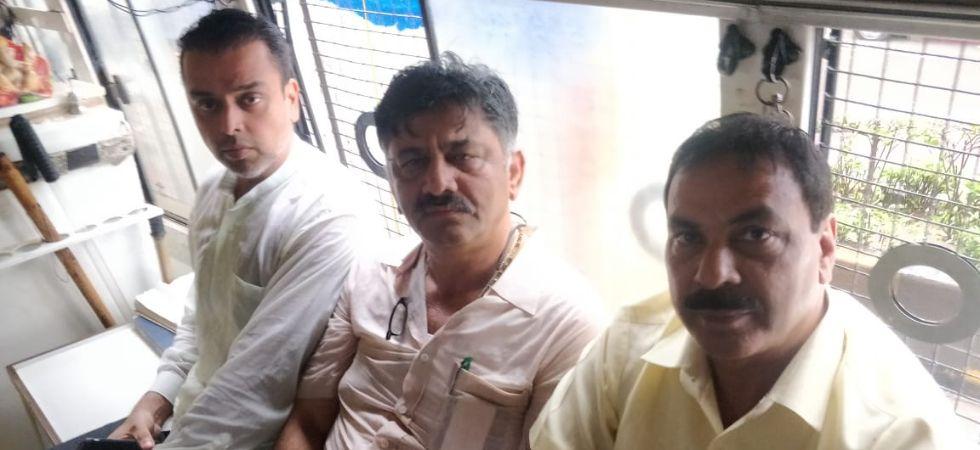 Karnataka Crisis: Congress' DK Shivakumar detained by Mumbai Police, Section 144 imposed in Powai