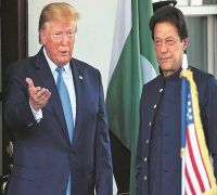 Imran Khan dials Donald Trump as UNSC meets on Jammu and Kashmir