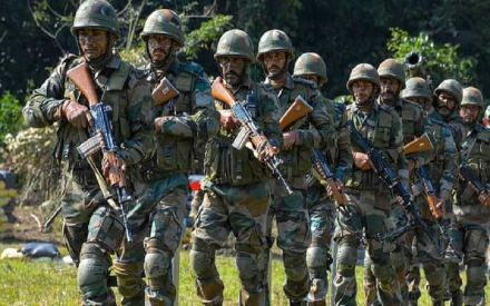 J-K: Indian Army, Air Force, security forces bases put on