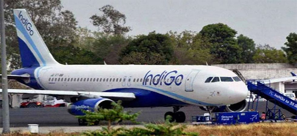 IndiGo plane makes emergency landing at Hyderabad airport after smoke seen in cockpit