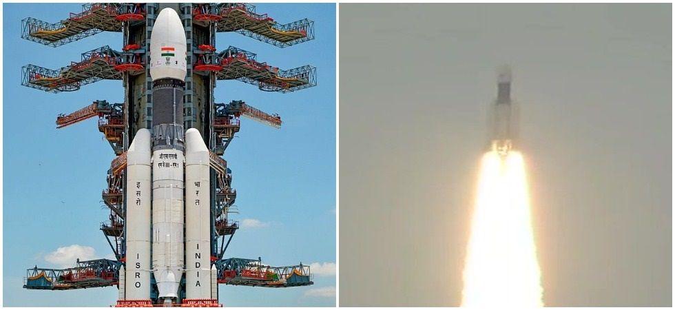 ISRO launches Chandrayaan-2 from Sriharikota (Photo Credit: ISRO)