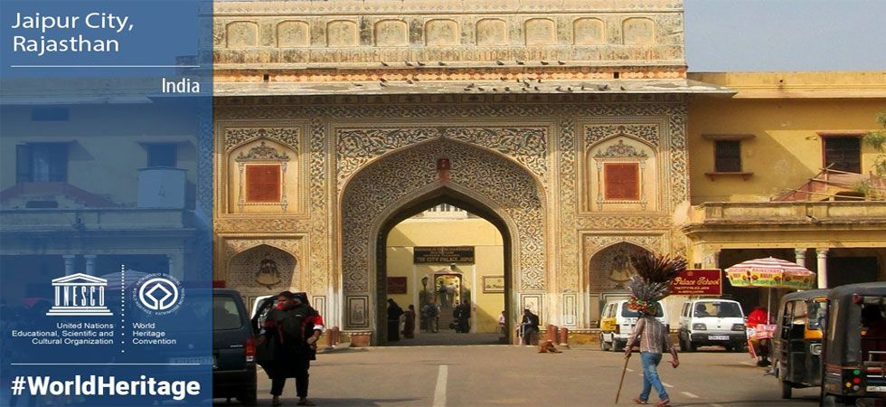 Jaipur was founded in 1727 CE under the patronage of Sawai Jai Singh II. (Image Credit: UNESCO)