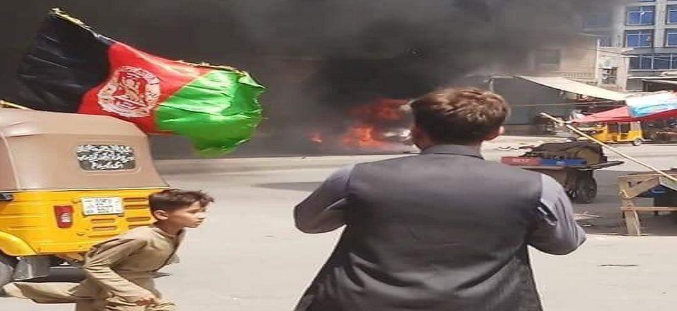 Multiple blasts rock Jalalabad on Afghanistan Independence Day, 66 civilians injured