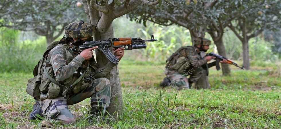Encounter in Jammu and Kashmir (File Photo)
