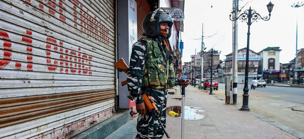 The police said that all of them appear to be working outside Jammu and Kashmir. (File Photo: PTI)