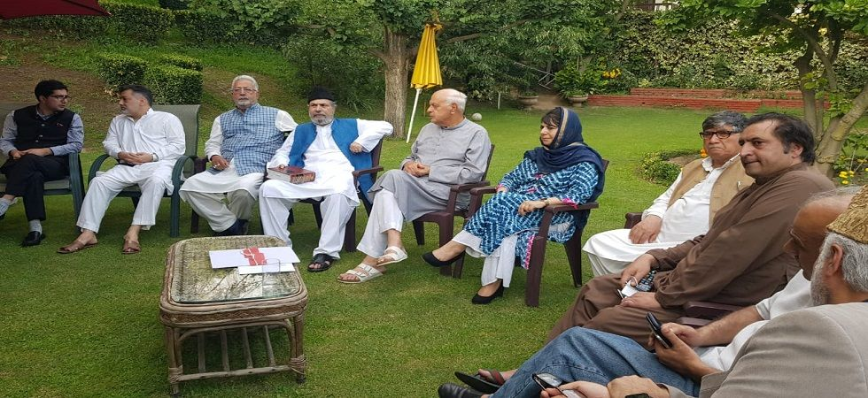 J-K political parties unanimously resolved to fight attempt to abrogate special status of state: Farooq Abdullah