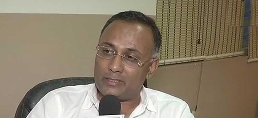 Karnataka Congress President Dinesh Gundu Rao (ANI Photo)