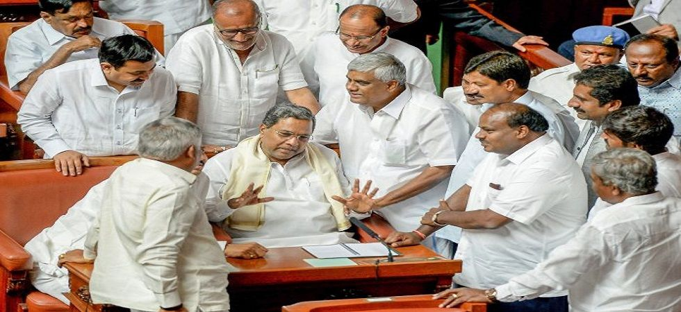 Karnataka floor test: Assembly adjourned till Monday without voting on confidence motion
