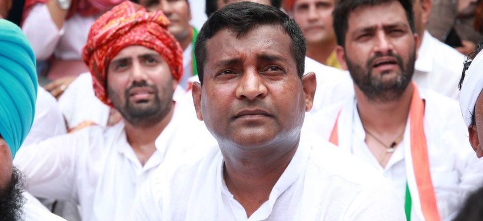 Keshav Chand Yadav has been the national general secretary of the Indian Youth Congress . (File Photo: Twitter)